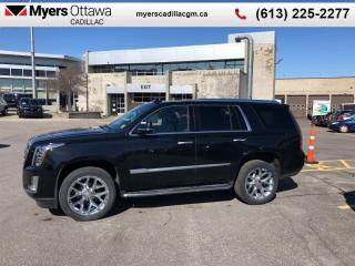 Used 2020 Cadillac Escalade Luxury  - Sunroof - Navigation for sale in Ottawa, ON