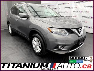 Used 2016 Nissan Rogue SV-Tech+AWD+GPS+Pano Roof+360 Camera+Blind Spot+XM for sale in London, ON