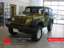 Used 2007 Jeep Wrangler RUBICON for sale in Winnipeg, MB