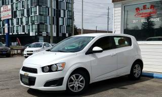 Used 2013 Chevrolet Sonic LT for sale in Oshawa, ON