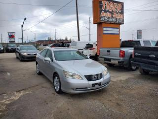 Used 2008 Lexus ES 350 ONLY 118KMS**NO ACCIDENTS**VERY CLEAN**CERTIFIED for sale in London, ON