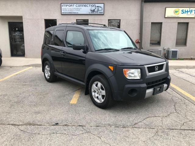 2006 Honda Element 2WD MANUAL TRANSMISSION,CERTIFIED !