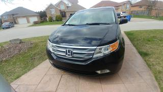 Used 2012 Honda Odyssey Touring for sale in Windsor, ON
