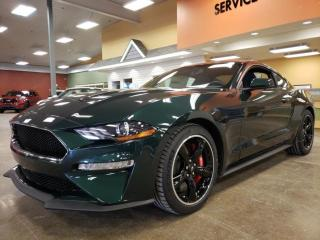 New 2020 Ford Mustang BULLITT for sale in Pincher Creek, AB