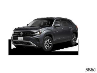 New 2020 Volkswagen Atlas Cross Sport Trendline 2.0T 8sp at w/Tip 4MOTION for sale in Owen Sound, ON