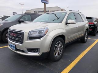 Used 2015 GMC Acadia SLT for sale in Windsor, ON