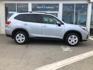 New 2020 Subaru Forester 2.5 for sale in Vernon, BC