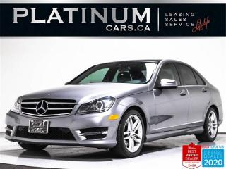 Used 2014 Mercedes-Benz C-Class C300 Luxury 4MATIC,NAV,CAM,PANO,HEATED SEATS, for sale in Toronto, ON
