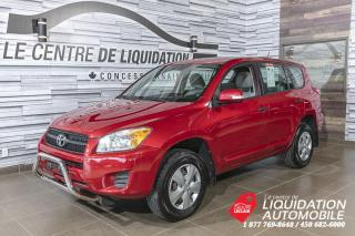 Used 2011 Toyota RAV4 GR/ELECT+A/C for sale in Laval, QC