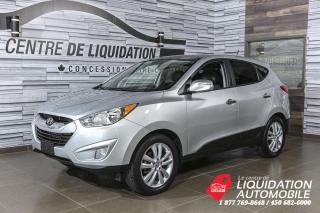 Used 2011 Hyundai Tucson Limited+AWD+CUIR+TOIT+A/C+BLUETOOTH for sale in Laval, QC