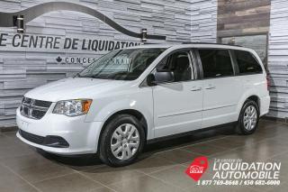 Used 2014 Dodge Grand Caravan SXT+GR/ELEC+A/C for sale in Laval, QC