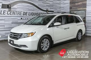 Used 2016 Honda Odyssey EX+MAGS+CAM/REC+A/C+BLUETOOTH for sale in Laval, QC