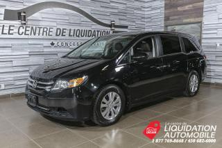 Used 2014 Honda Odyssey EX-L+AWD+TOIT+MAGS+CUIR+GPS+CAM/REC for sale in Laval, QC