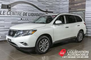 Used 2016 Nissan Pathfinder Sl+AWD+CUIR+A/C+CUIR+TOIT+BLUETOOTH for sale in Laval, QC
