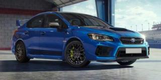 New 2020 Subaru WRX STI2.5TLM for sale in Sudbury, ON