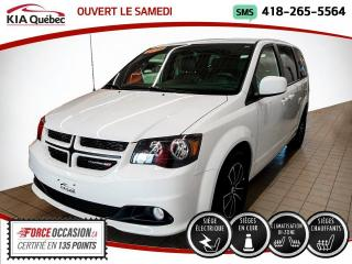 Used 2019 Dodge Grand Caravan GT* CUIR* SIEGES CHAUFFANTS* CAMERA* for sale in Québec, QC