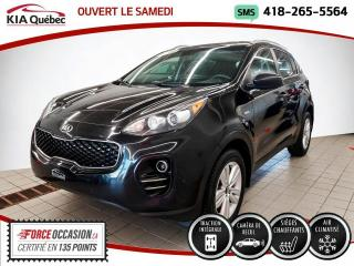 Used 2017 Kia Sportage LX AWD * SIEGES CHAUFFANTS * CAMERA * for sale in Québec, QC