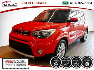 Used 2019 Kia Soul EX * A/C * CAMERA * VOLANT CHAUFFANT * for sale in Québec, QC