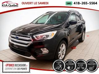 Used 2017 Ford Escape SE* AWD* GPS* CAMERA* SIEGES CHAUFFANTS* for sale in Québec, QC