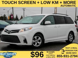 Used 2018 Toyota Sienna LE| SCREEN| REMOTE CTRL REAR DOORS|AUTO TEMP for sale in Scarborough, ON