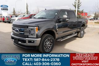 New 2019 Ford F-250 Lariat Sunroof, FX4 Off-Road Package, Fog Lamps, BLIND SPOT INFORMATION SYSTEM (BLIS) -inc: cross-traffic a for sale in Okotoks, AB