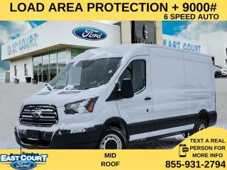 Used 2019 Ford Transit 250 MIDROOF| LOAD AREA PROTECTION| 9000# GVWR for sale in Scarborough, ON