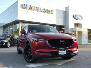 Used 2019 Mazda CX-5 GT w/Turbo LOCAL BC, 1-OWNER, NO ACCIDENTS, NAV, SUNROOF for sale in Surrey, BC