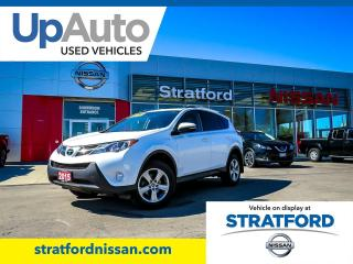 Used 2015 Toyota RAV4 XLE for sale in Stratford, ON
