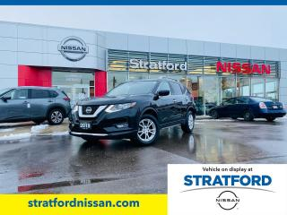 Used 2019 Nissan Rogue SV AWD for sale in Stratford, ON