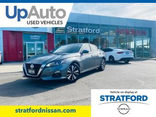 Used 2019 Nissan Altima SV|AWD|1 OWNER! COMPANY DEMO! TINTED WINDOWS INCLUDED! for sale in Stratford, ON
