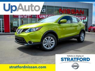 New 2019 Nissan Qashqai SV AWD for sale in Stratford, ON