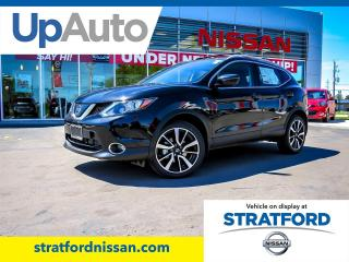 New 2019 Nissan Qashqai SL AWD for sale in Stratford, ON