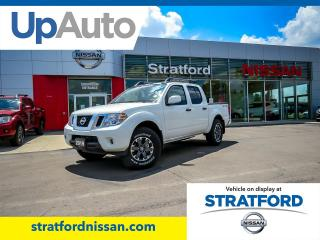 New 2019 Nissan Frontier PRO-4X 4X4 C/C for sale in Stratford, ON