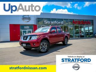 New 2019 Nissan Frontier PRO 4X for sale in Stratford, ON