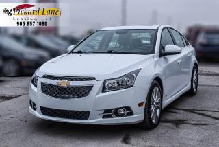 Used 2014 Chevrolet Cruze 2LT CERTIFIED!! RS!! for sale in Bolton, ON