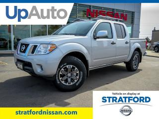 New 2019 Nissan Frontier Pro-4X for sale in Stratford, ON