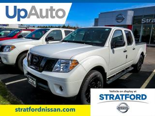 New 2019 Nissan Frontier Sv Midnight for sale in Stratford, ON