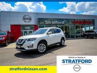 Used 2020 Nissan Rogue SV AWD for sale in Stratford, ON