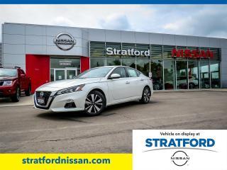 Used 2020 Nissan Altima SV for sale in Stratford, ON