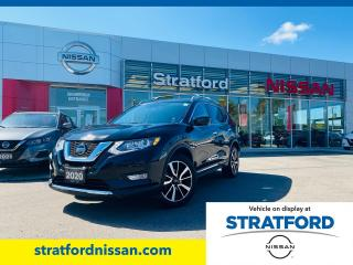 Used 2020 Nissan Rogue SL for sale in Stratford, ON