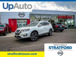 New 2020 Nissan Rogue SL Platinum AWD Reserve for sale in Stratford, ON