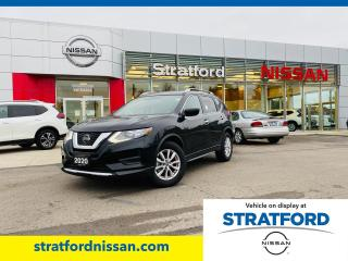 Used 2020 Nissan Rogue S for sale in Stratford, ON