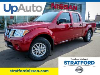 New 2019 Nissan Frontier Sv 4X4 C/C for sale in Stratford, ON
