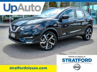 New 2020 Nissan Qashqai SL AWD for sale in Stratford, ON