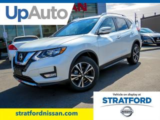 New 2020 Nissan Rogue SV AWD TECH PACKAGE for sale in Stratford, ON