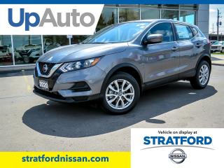 New 2020 Nissan Qashqai S for sale in Stratford, ON