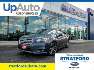 Used 2017 Subaru Legacy Limited|PRICED TO SELL! LIMITED PACKAGE! for sale in Stratford, ON