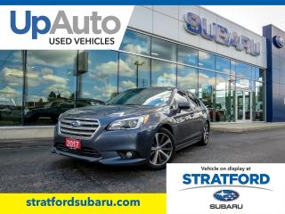 Used 2017 Subaru Legacy LIMITED for sale in Stratford, ON