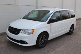 Used 2016 Dodge Grand Caravan SE/SXT SALE PRICED GUARANTEED APPROVAL for sale in Regina, SK