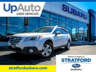 Used 2017 Subaru Outback 2.5i for sale in Stratford, ON